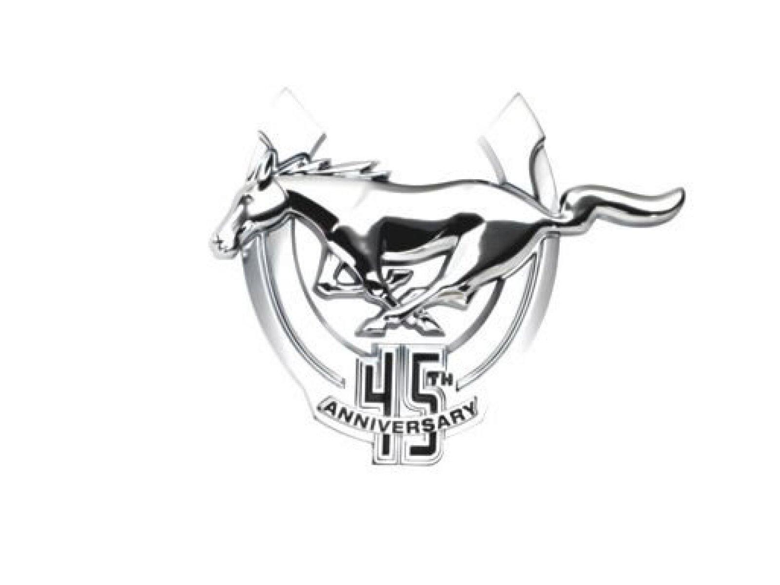 A partir del 17 de abril Mustang estará celebrando 45 años de estar posicionado como uno de los autos más queridos de norteamérica.