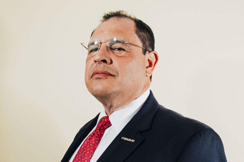 Luis Lizcano, director general de Femia