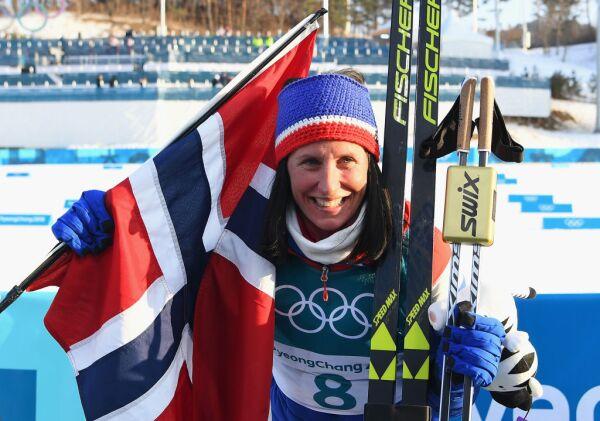 Marit Björgen PyeongChang 2018