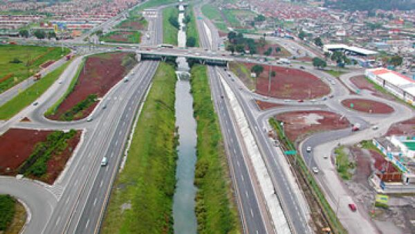 OHL vendió el 25% de Circuito Exterior Mexiquense a IFM Global Infrastructure Fund. (Foto: Tomada de ohlmexico.com.mx )
