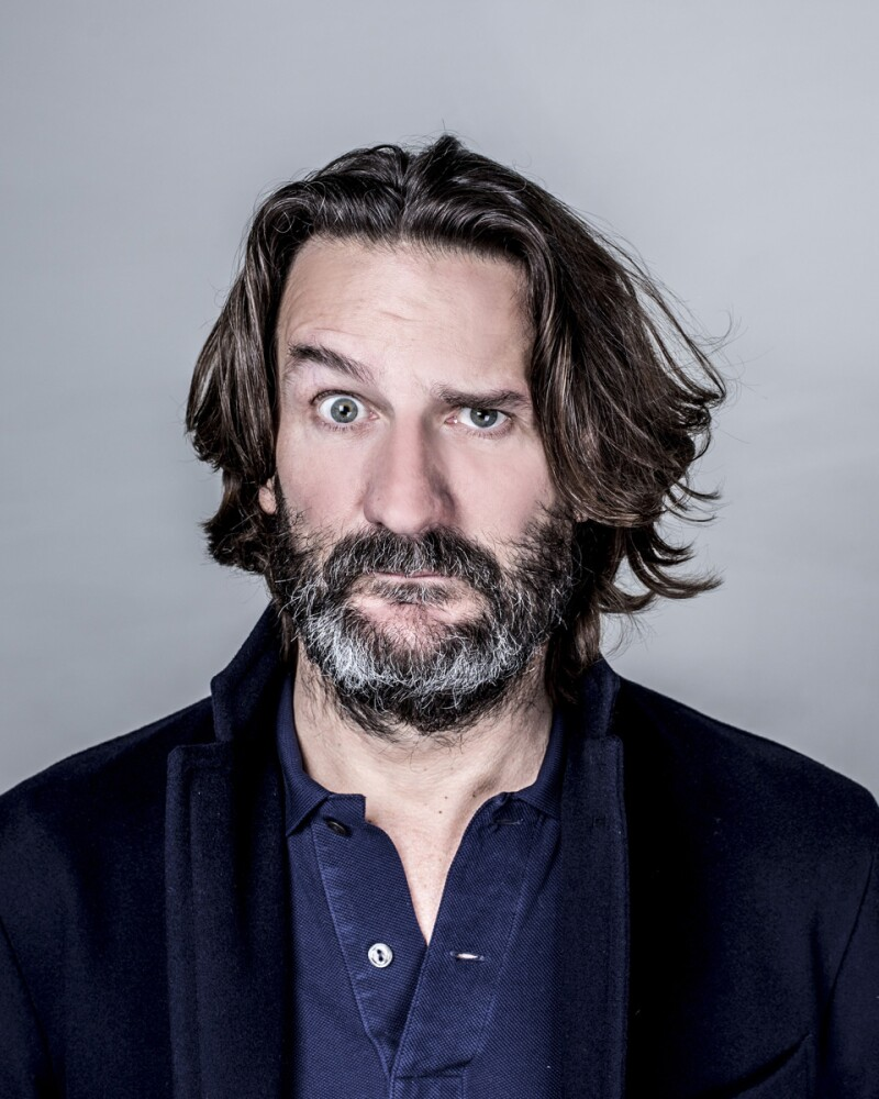 Frederic Beigbeder 2 Life and Style