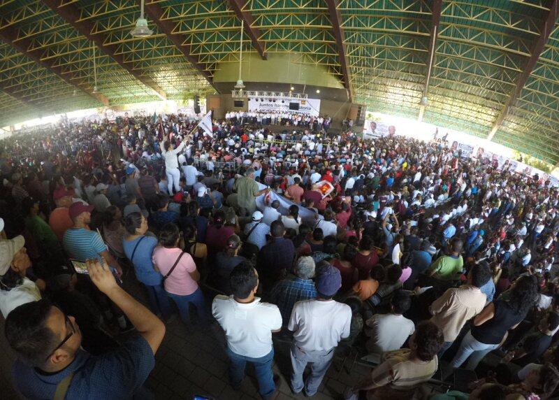 AMLO en Colima