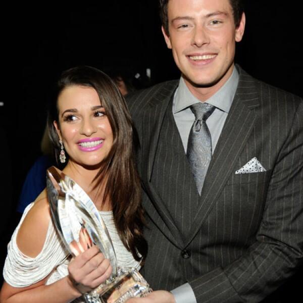 Cory siempre fue atento y caballeroso con su chica.
