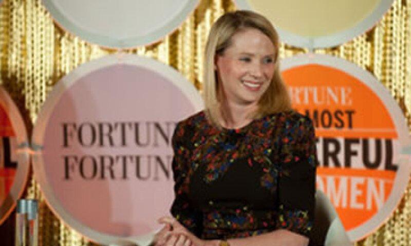Marissa Mayer asistió al evento Las Mujeres más Poderosas auspiciado por Fortune.  (Foto: Cortesía Fortune)