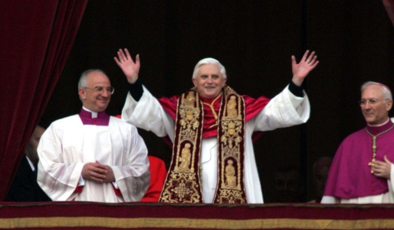 Benedicto XVI papado 13