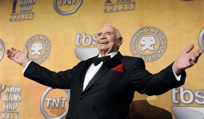 El actor estadounidense y ganador de un Oscar falleció a los 95 años.