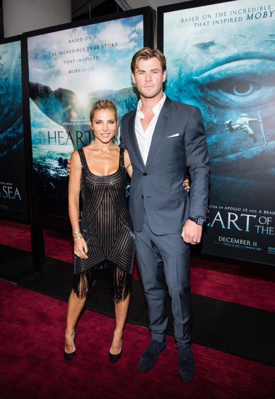La esposa de Chris Hemsworth tiene una de las figuras más envidiables.