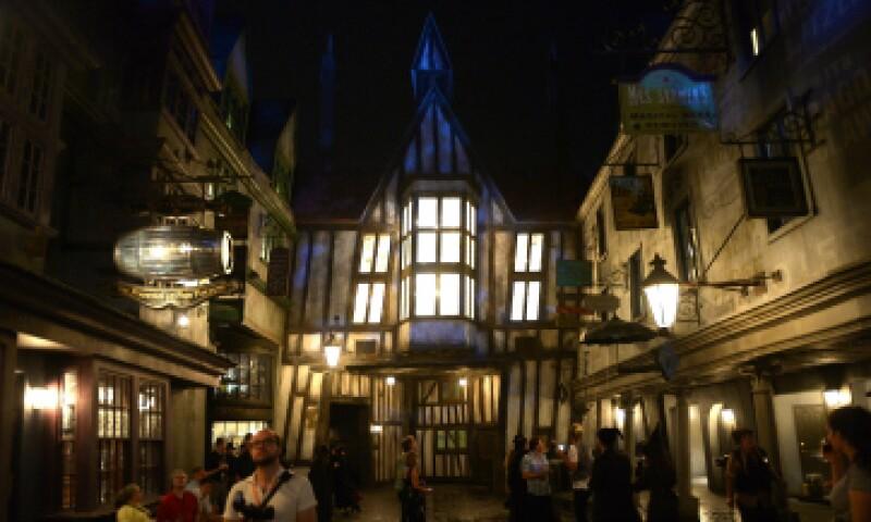 En los Estudios Universal en Orlando, Florida ya hay una atracción que lleva el mismo nombre. (Foto: Getty Images/ Archivo)