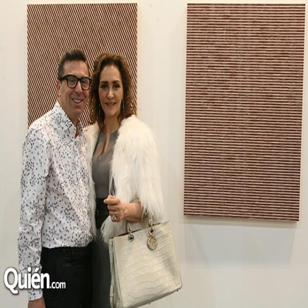 Rafael Micha,Angélica Fuentes