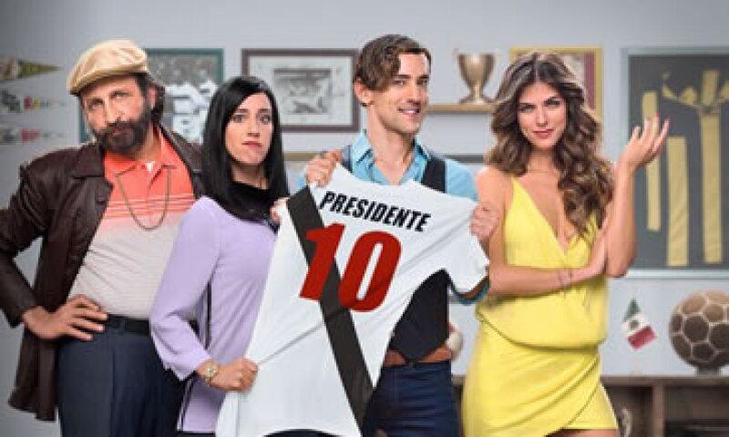 'Club de Cuervos' es parte del grupo de producciones originales de Netflix (Foto: Netflix/ Cortesía)