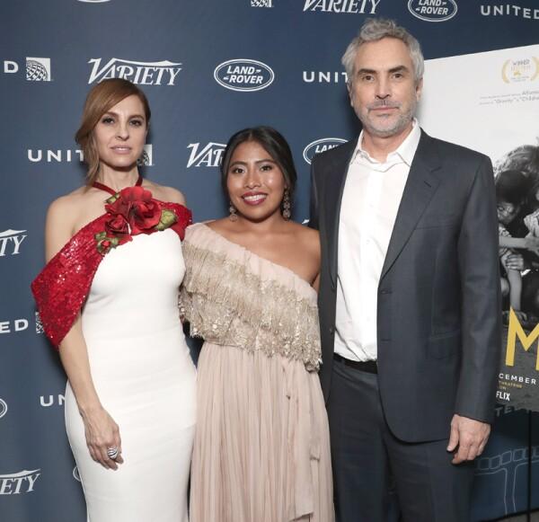 'Roma' Variety film screening series, Los Angeles, USA - 10 Dec 2018