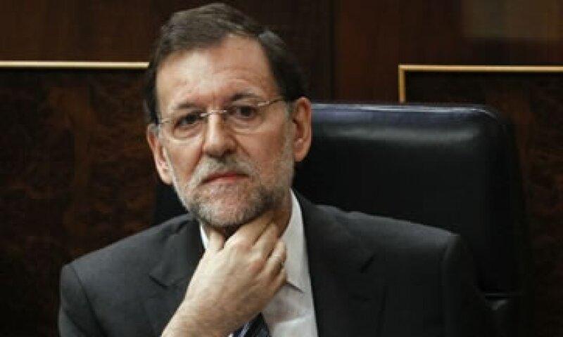Mariano Rajoy dijo que España propondrá que se adopten medidas para reducir los elevados costos de financiamiento que paga el Tesoro. (Foto: Reuters)