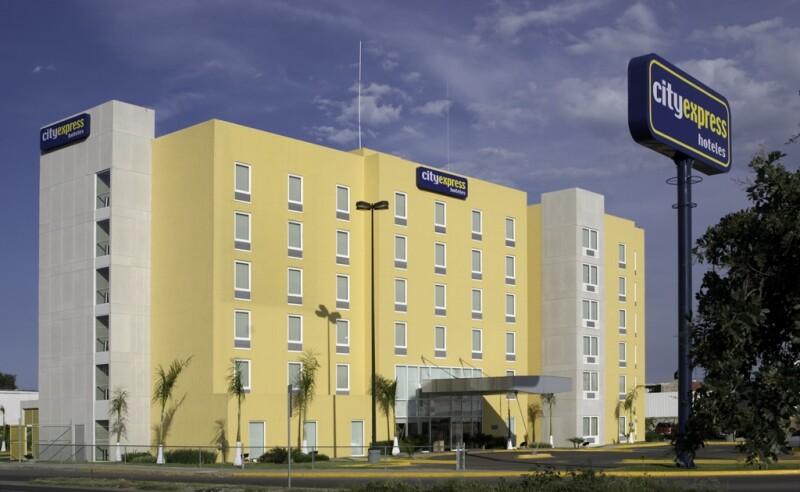Hoteles City abrió este jueves City Express Chetumal, su cuarto hotel en Quintana Roo y el número 74 dentro y fuera de México. (Foto: Cortesía de Hoteles City)