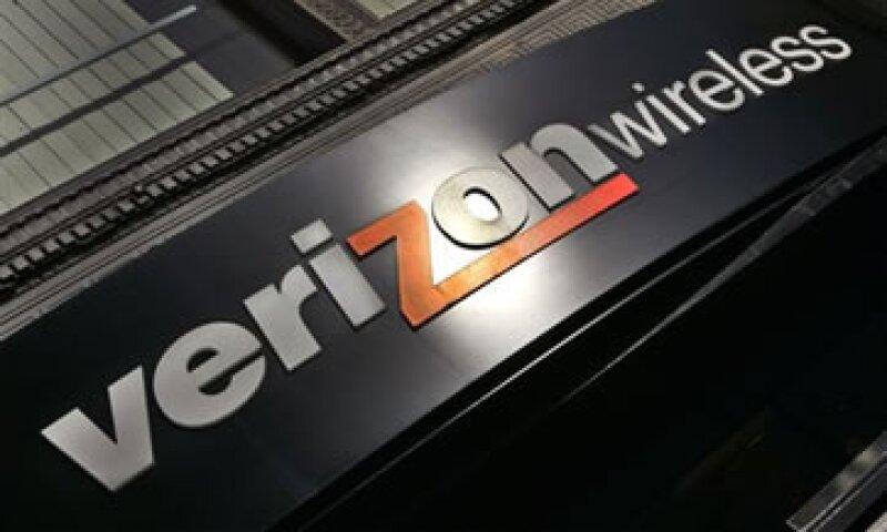 Verizon tuvo una ganancia neta de 1,389 mdd en el trimestre. (Foto: AP)