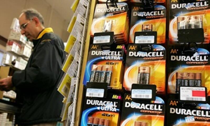 Duracell tiene un EBITDA estimado de 500 millones de dólares.  (Foto: Especial)