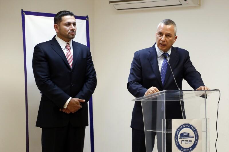 Fiscalía de Puebla