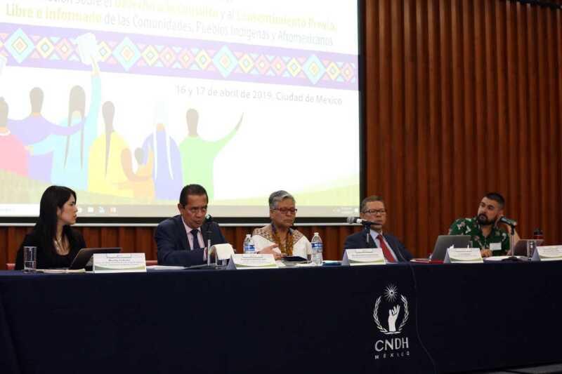CNDH_memorandum