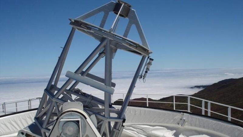telescopio Gregor observar Sol