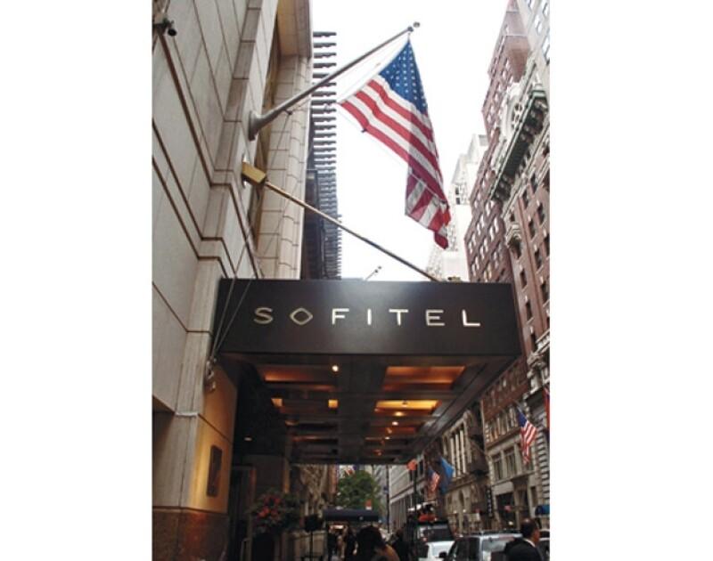 LA ESCENA. En una suite de tres mil dólares por noche de este hotel de Manhattan, el directivo del FMI presuntamente atacó a una camarera.