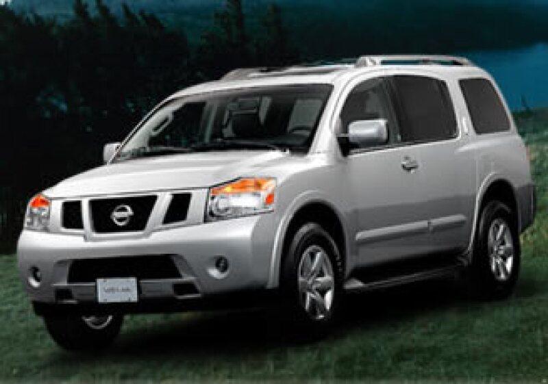 La automotriz contactará a los propietarios de los autos con fallas en EU. (Foto: Cortesía Nissan)