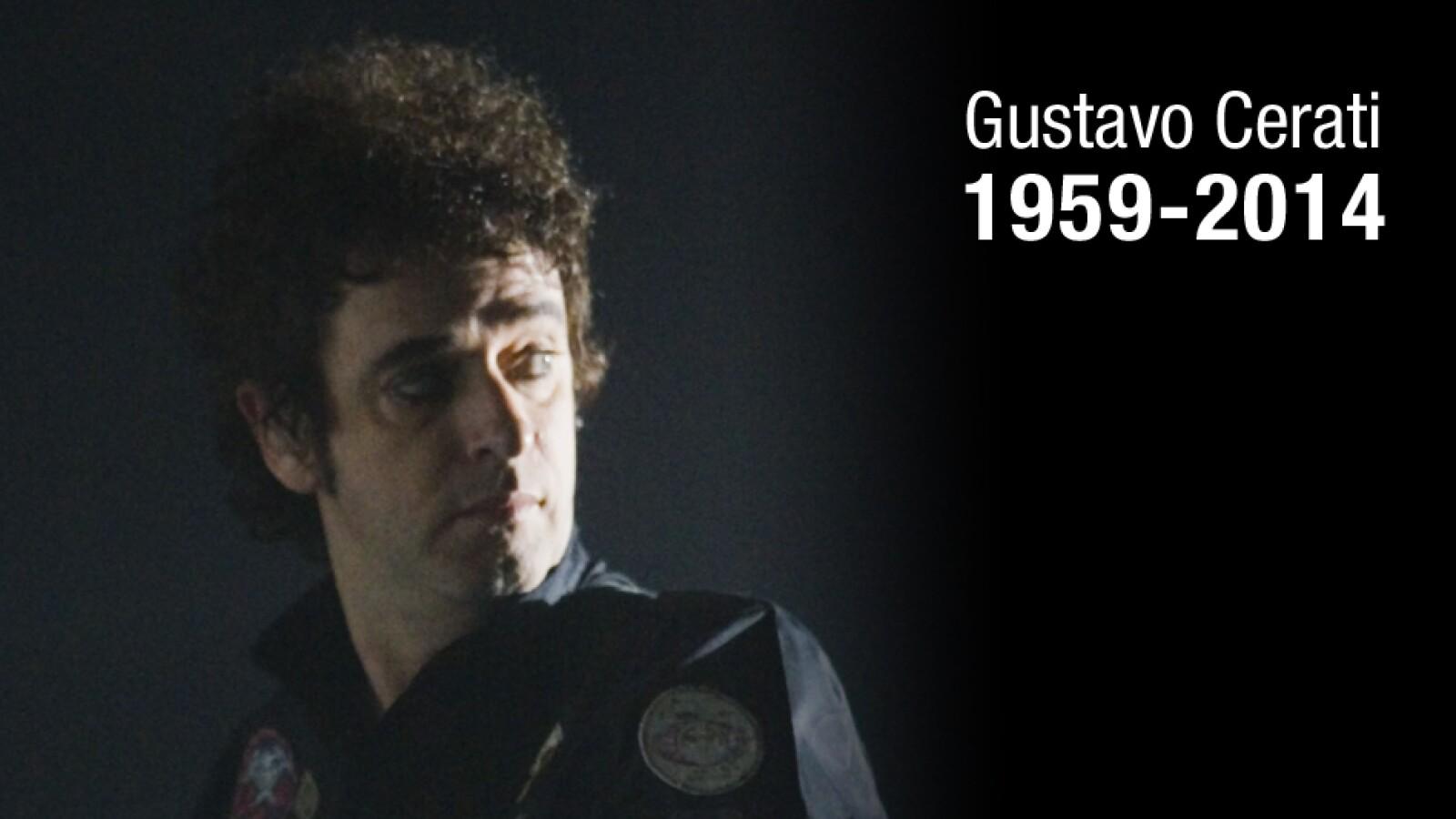Gustavo Cerati muerte especial