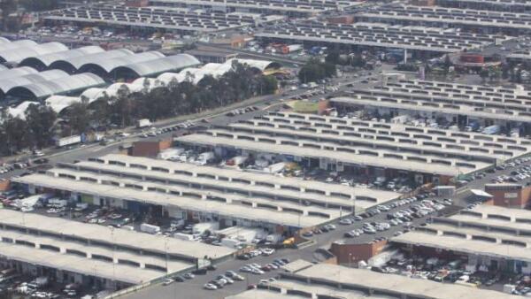 Central de Abasto de la Ciudad de M�xico