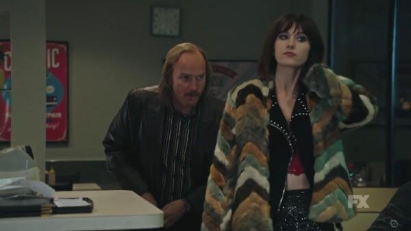 "Ewan McGregory Mary Elizabeth Winstead en ""Fargo""."