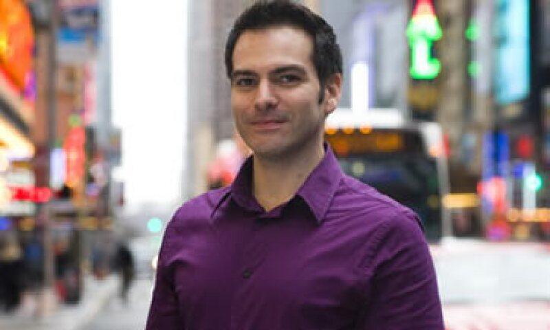 """""""Nueva York es una ciudad en la que el trabajo duro es bien recompensado"""", declara Eduardo Castro a la revista Quién.  (Foto: Isauro Cairo)"""