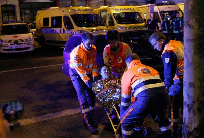 Los ataques ocurrieron en distintos puntos de la capital francesa, siendo el venue Bataclan uno de los principales lugares en donde más personas murieran luego de los atentados perpretados por los islamistas.