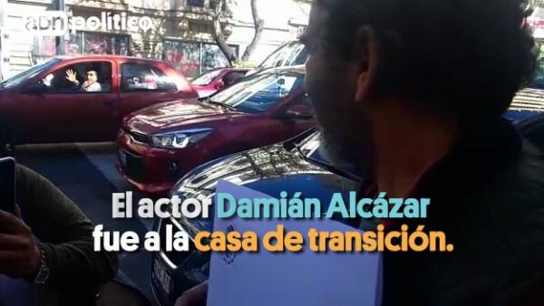 """Damián Alcázar """"Lo que espera del nuevo gobierno"""""""