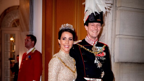Joaquin y Marie de Dinamarca