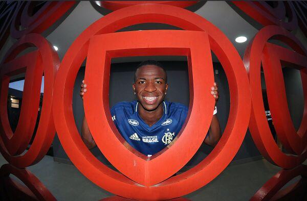 Vinicius Real Madrid promesa