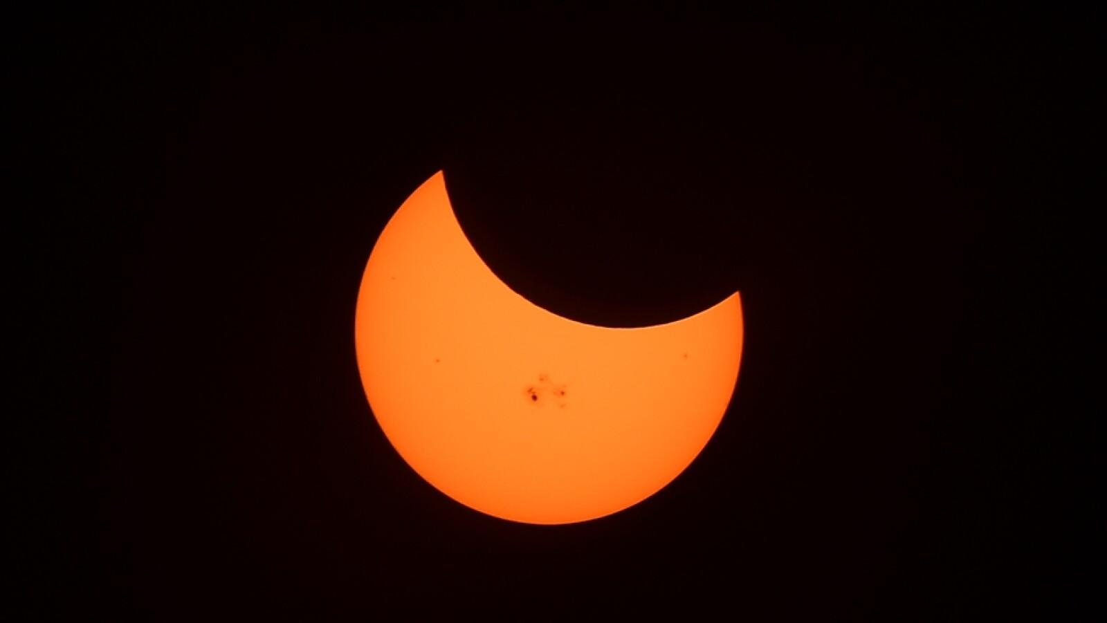 eclipse parcial de sol 1