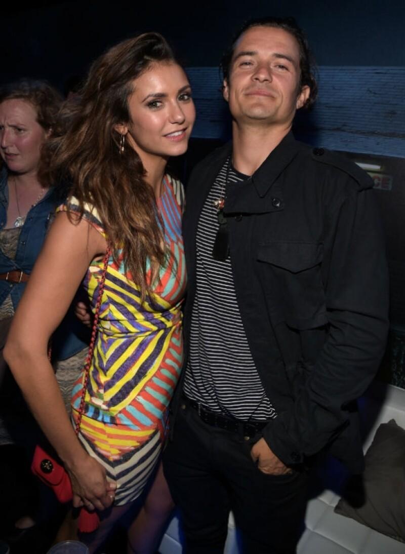 Los dos actores exhibieron la buena química que existe entre ellos durante varias fiestas vinculadas a la Comic-Con de San Diego.