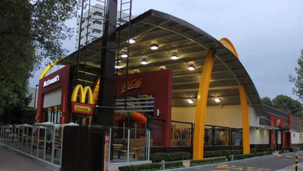 Mc'Donalds Parque Hundido 3