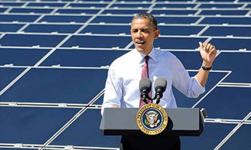 Obama es partidiario de las energías alternativas y renovables. (Foto: Cortesía CNNMoney)