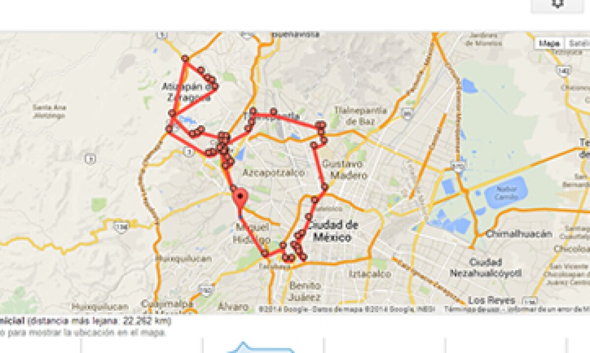 Google Maps Sabe Donde Has Estado