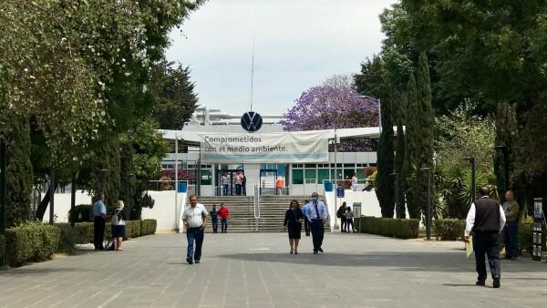 Planta de VW Puebla