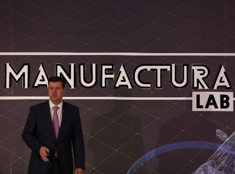 Rogelio Garza, subsecretario de Industria y Comercio