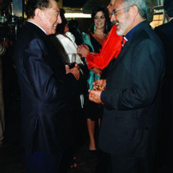 Miguel Alemán, Diego Monrroy