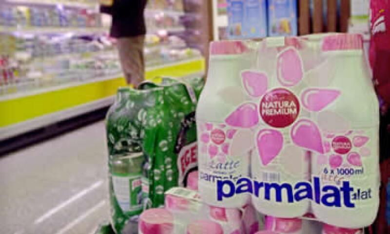 Lactalis ofreció 2.6 euros por acción por el 71% de Parmalat que no poseía aún. La oferta se prolongará hasta el 8 de julio. (Foto: AP)