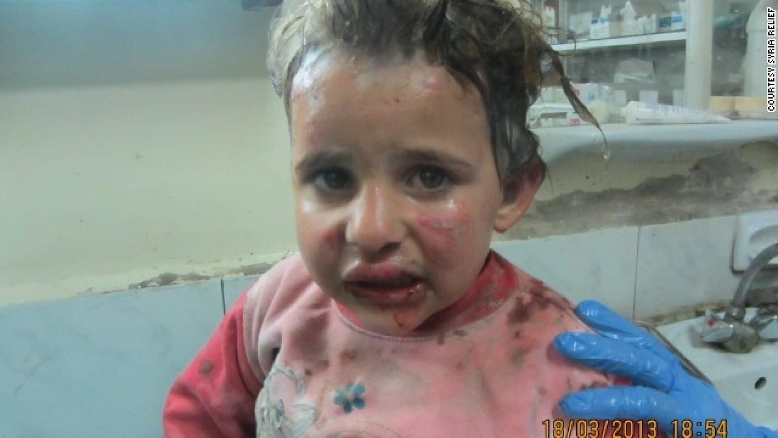 Francotiradores sirios disparan a embarazadas