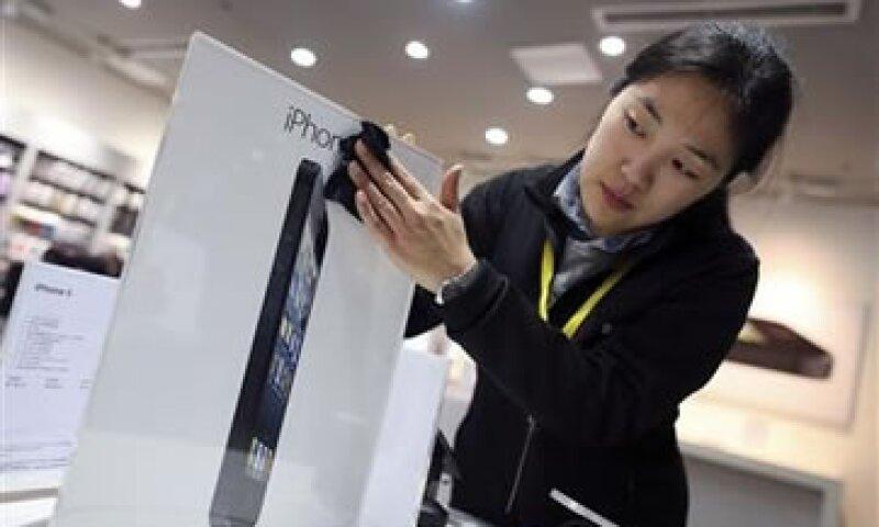 Apple tiene únicamente 11 tiendas en China.  (Foto: Reuters)