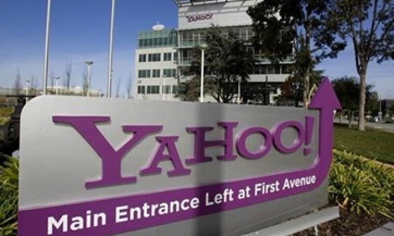Yahoo reportó una caída de 7% en sus precios por publicidad.  (Foto: Reuters)