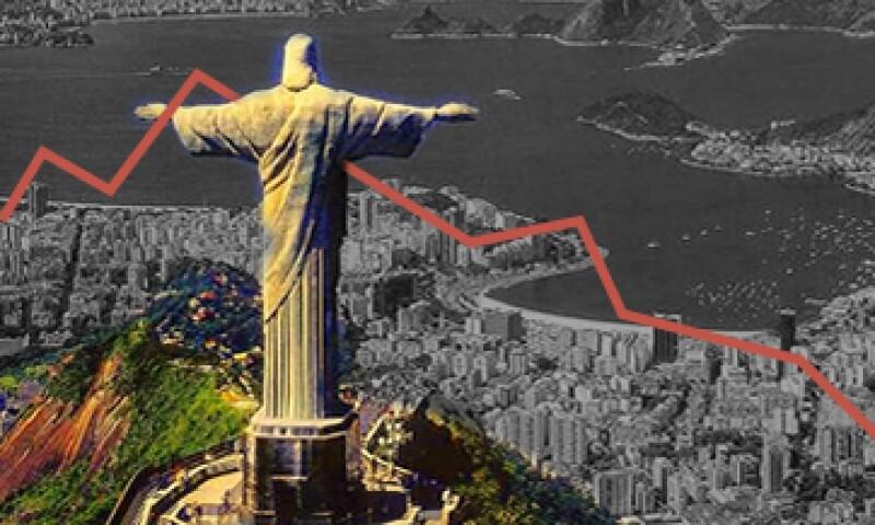 Analistas esperan una contracción para Brasil de cerca de 1.5% en este año. (Foto: Especial)