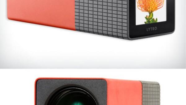 La cámara `Lytro´ hace largas tomas en dónde toda la imagen está en foco y en alta resolución.