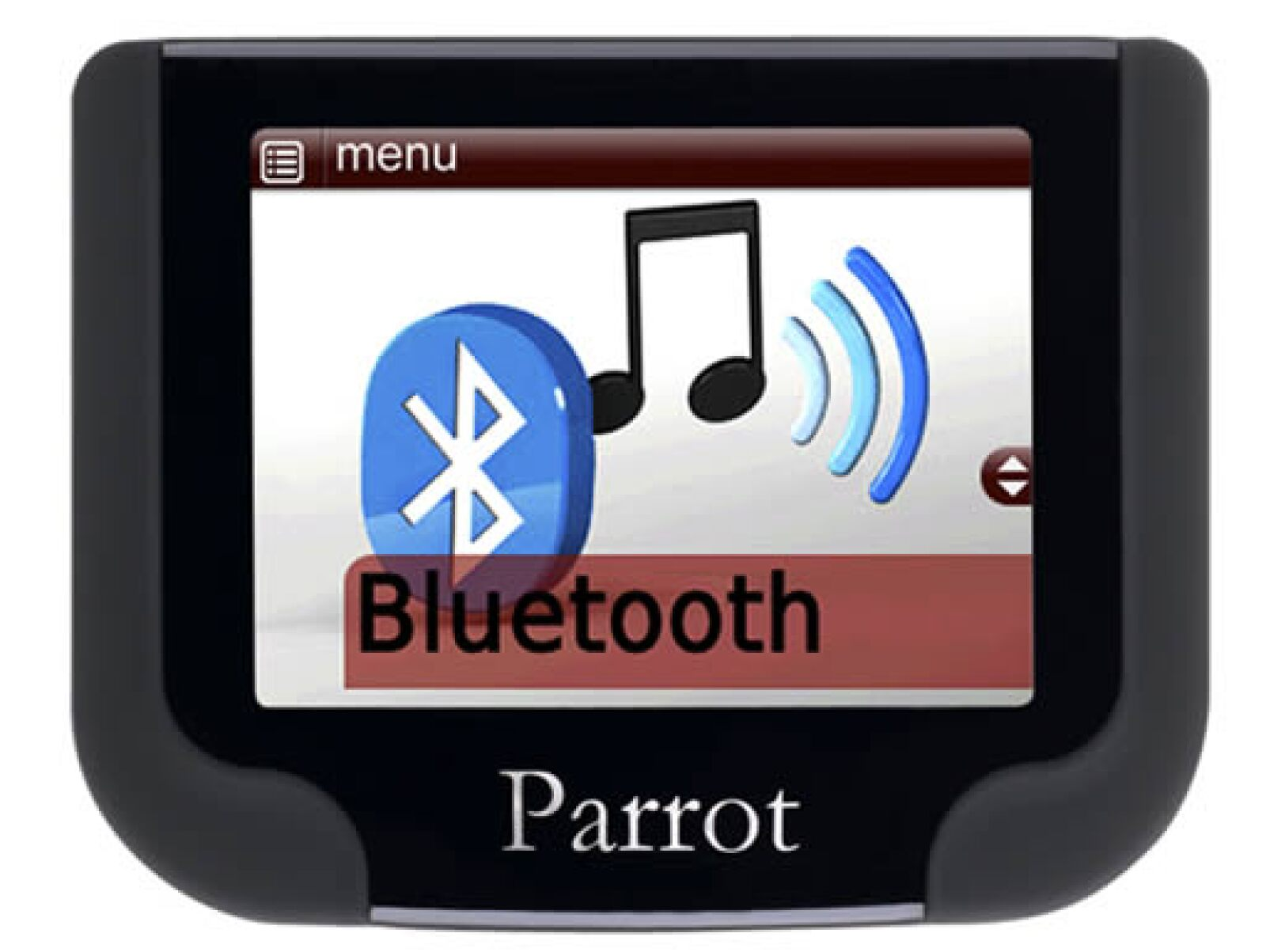 Parrot MKi te permite tener una sincronización con tu teléfono celular.