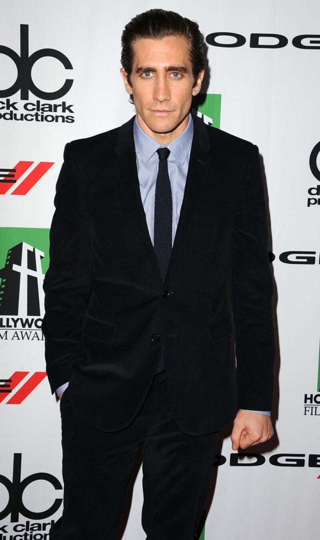 """Jake de 32 años se encuentra trabajando en la película """"Nightcrawler"""", razón por la que ha perdido varios kilos."""