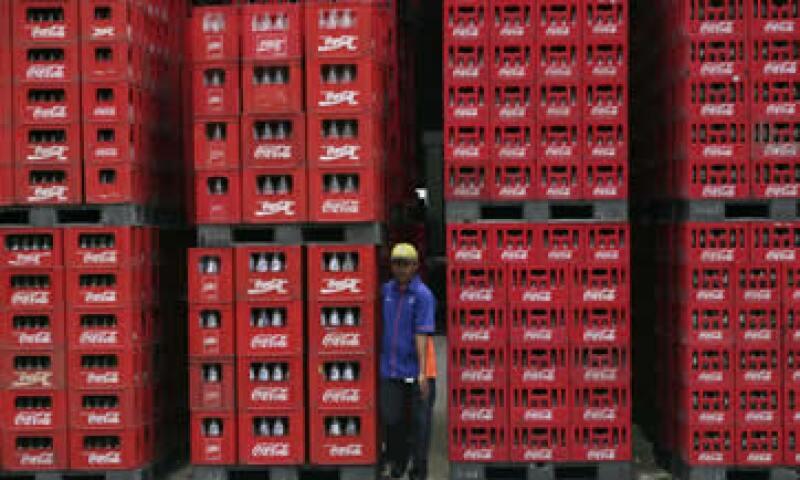 Coca-Cola FEMSA tuvo ganancias netas por 2,237 mdp en el primer trimestre de 2011. (Foto: AP)