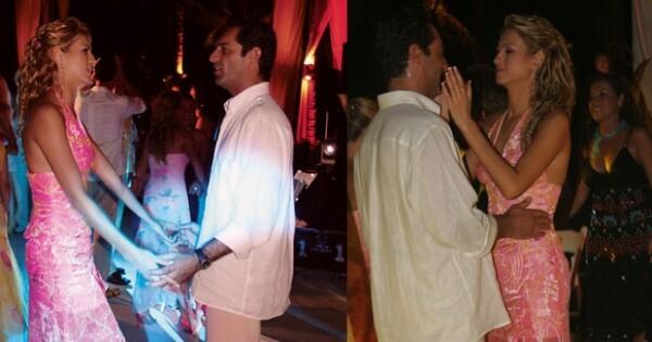 Los novios formalizaron su noviazgo a principios de este año. (Fotos: Revista Quién/Hanzel Zárate)